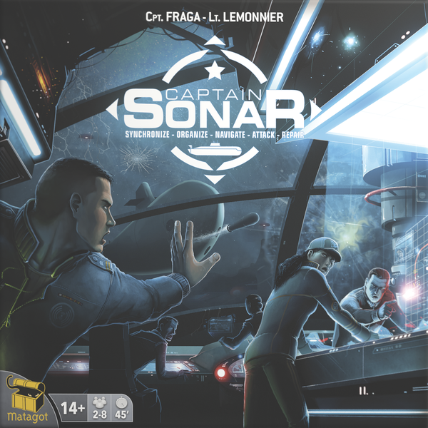 captain sonar front cover